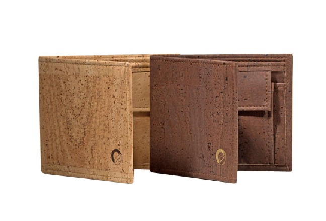 corkor Cool Trifold Wallet