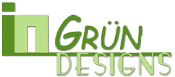 Logo inGrün Designs