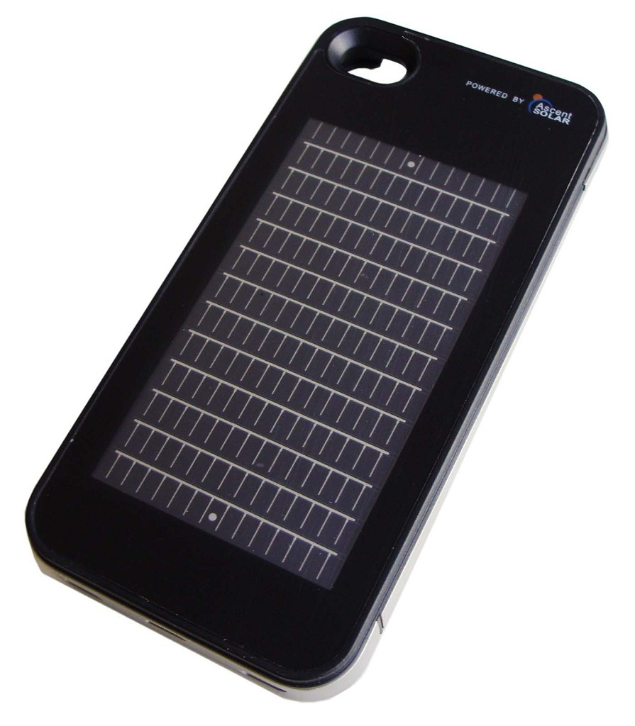 Solar Handyhulle Iphone