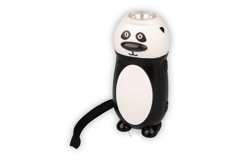 taschenlampe zoo panda eisb r f r kinder geschenk led. Black Bedroom Furniture Sets. Home Design Ideas