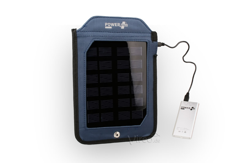 powerplus cobra solar ladeger t power bank mit. Black Bedroom Furniture Sets. Home Design Ideas